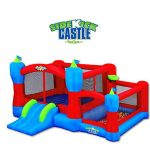 Blast Zone Sidekick Bounce House Review