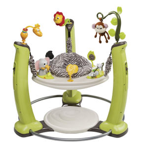 Evenflo ExerSaucer Jump and Learn Baby Jumper
