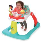 Kolcraft Tiny Steps 2-in-1 Activity Baby Walker Review