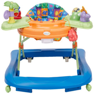 Safety 1st Sounds 'n Lights Discovery Baby Walker toys