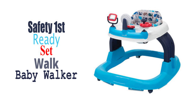 Safety 1st Ready Set Walk Baby Walker cover