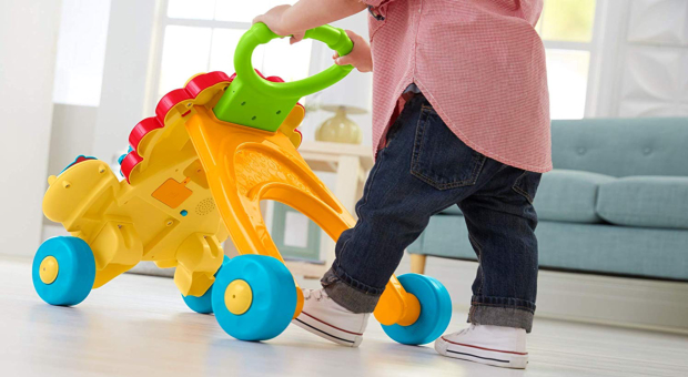 Fisher-Price Musical Lion Baby Walker Review