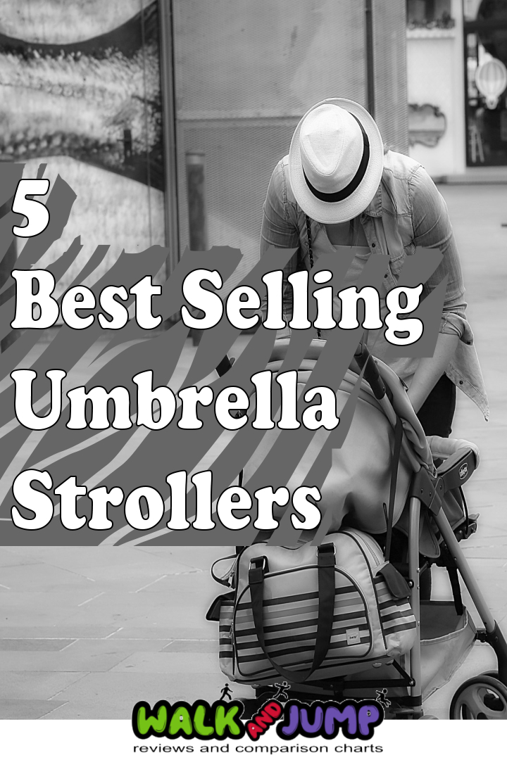 5 Best Selling Umbrella Strollers