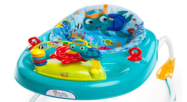 Baby Einstein Baby Neptune Walker Review