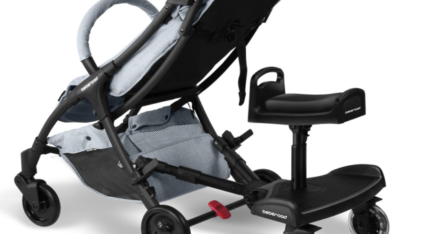 Beberoad Patent Design Stroller Board Review