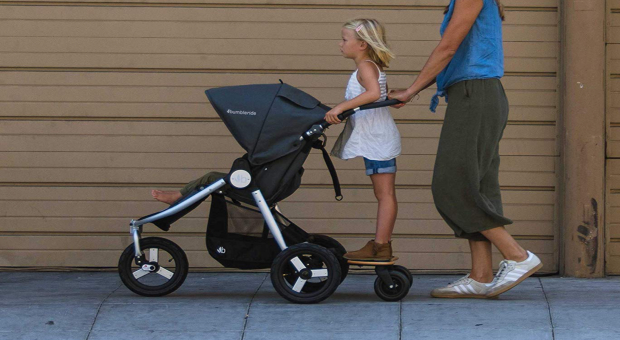 Bumbleride Mini Stroller Board Review