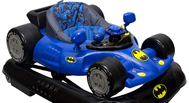 KidsEmbrace Baby Batman Activity Walker Review